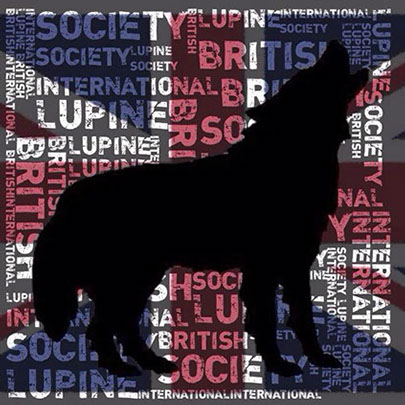 British Lupine-Dog International Society logo